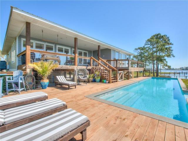 509 Sunset Drive, Gulf Shores, AL 36542 (MLS #625259) :: Berkshire Hathaway HomeServices - Cooper & Co. Inc., REALTORS®