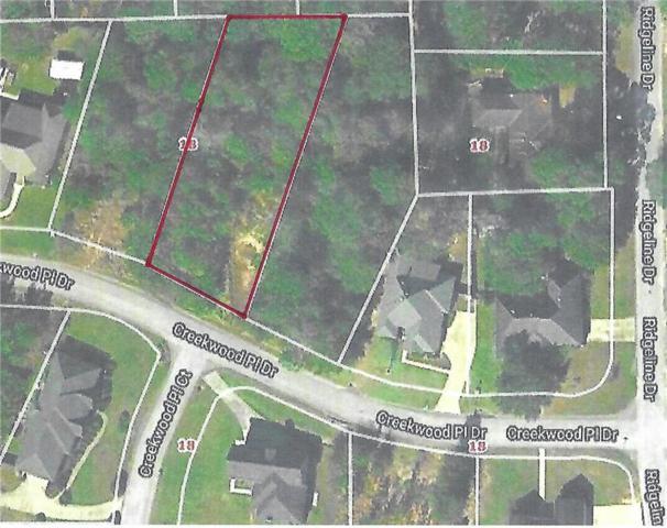 0 Creekwood Place Drive, Mobile, AL 36695 (MLS #625271) :: Berkshire Hathaway HomeServices - Cooper & Co. Inc., REALTORS®
