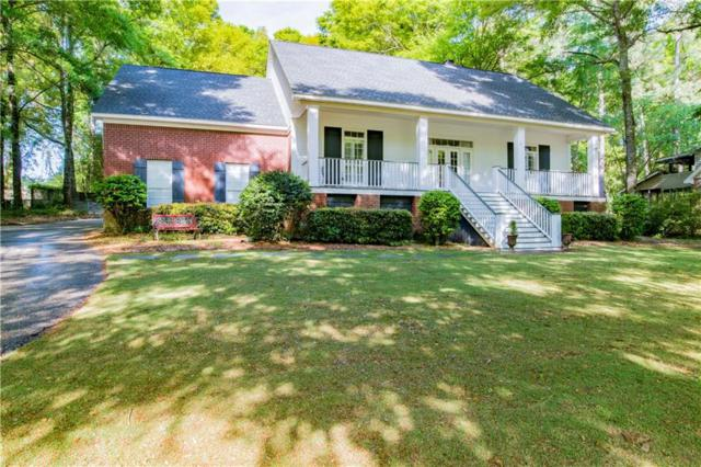 23849 Montrose Woods Drive, Fairhope, AL 36532 (MLS #625292) :: Jason Will Real Estate