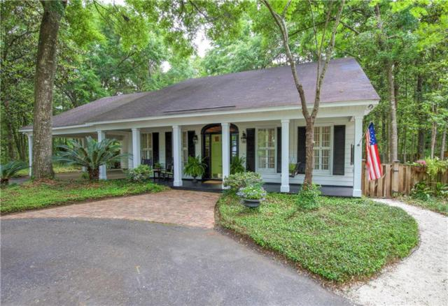 448 Village Drive, Daphne, AL 36526 (MLS #625893) :: Jason Will Real Estate