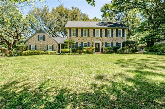 513 Shenandoah Road W, Mobile, AL 36608 (MLS #626046) :: Berkshire Hathaway HomeServices - Cooper & Co. Inc., REALTORS®