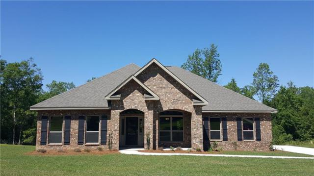 2410 Driftwood Loop W, Semmes, AL 36575 (MLS #626057) :: Jason Will Real Estate