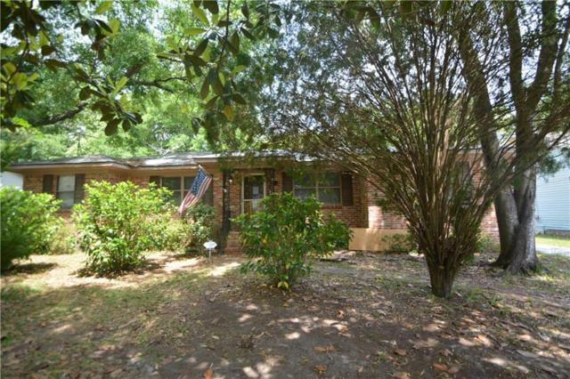 1604 Woodley Road, Mobile, AL 36618 (MLS #626096) :: Berkshire Hathaway HomeServices - Cooper & Co. Inc., REALTORS®