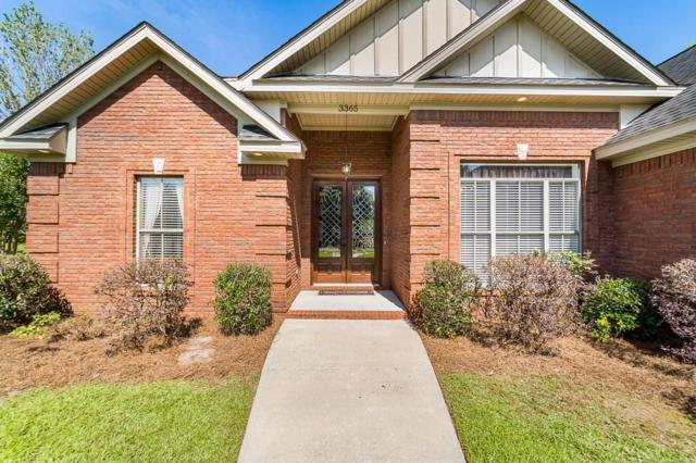 3365 Lockwood Drive W, Mobile, AL 36695 (MLS #626400) :: JWRE Mobile