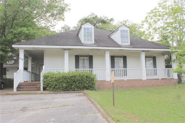 712 Oak Circle Drive W, Mobile, AL 36609 (MLS #626419) :: Berkshire Hathaway HomeServices - Cooper & Co. Inc., REALTORS®