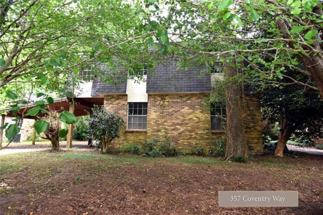 357 Coventry Way, Mobile, AL 36606 (MLS #626491) :: Berkshire Hathaway HomeServices - Cooper & Co. Inc., REALTORS®