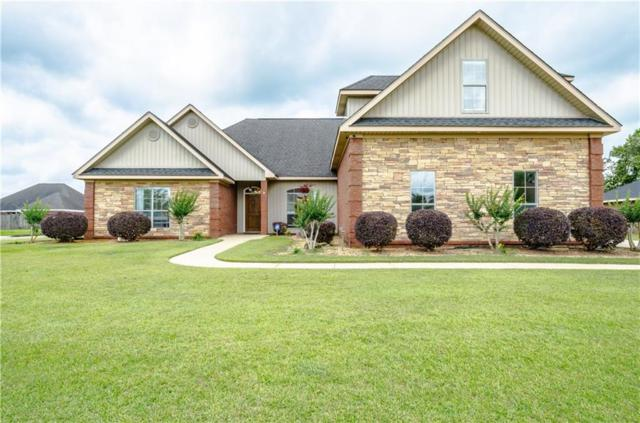 3937 Harmony Ridge Circle W, Semmes, AL 36575 (MLS #626540) :: Jason Will Real Estate