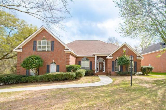 3405 Oakridge Lane, Saraland, AL 36571 (MLS #626561) :: Jason Will Real Estate