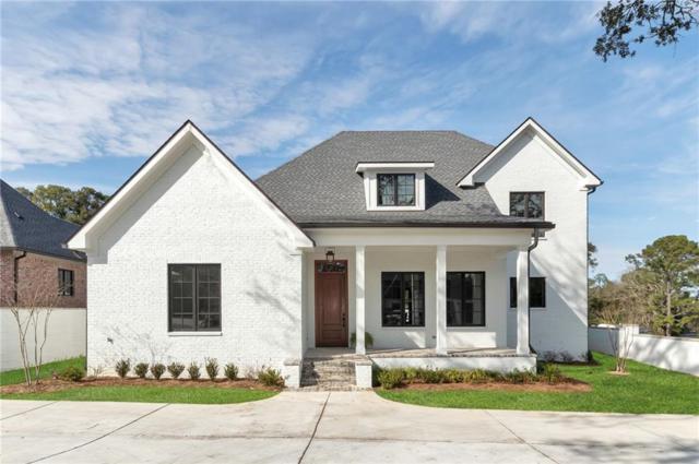 4 Gaillard Street, Mobile, AL 36608 (MLS #626679) :: Berkshire Hathaway HomeServices - Cooper & Co. Inc., REALTORS®