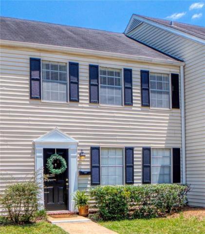 130 Du Rhu Drive 130-G, Mobile, AL 36608 (MLS #626756) :: Jason Will Real Estate