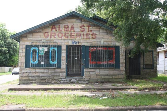 1151 Alba Street, Mobile, AL 36605 (MLS #626793) :: Berkshire Hathaway HomeServices - Cooper & Co. Inc., REALTORS®