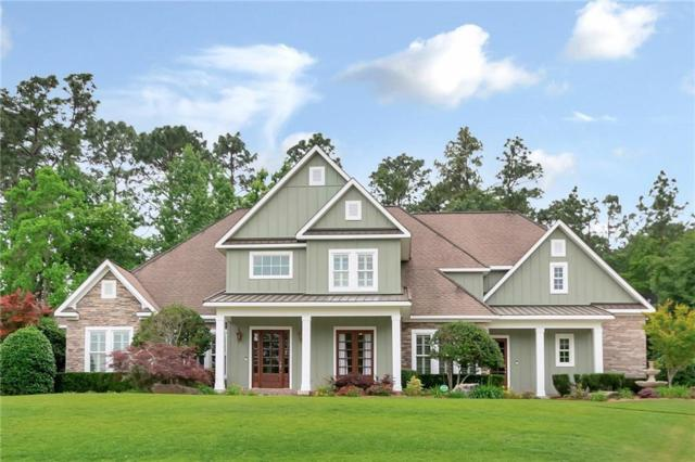 1720 Rockview Circle, Mobile, AL 36695 (MLS #626810) :: Berkshire Hathaway HomeServices - Cooper & Co. Inc., REALTORS®
