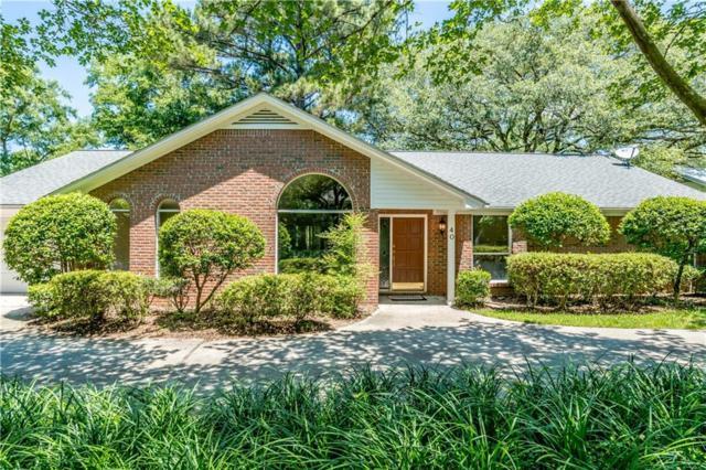 40 Echo Lane, Fairhope, AL 36532 (MLS #626857) :: Berkshire Hathaway HomeServices - Cooper & Co. Inc., REALTORS®