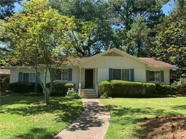 34 Maury Drive, Mobile, AL 36606 (MLS #626874) :: Jason Will Real Estate