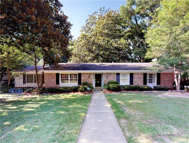 4164 Carmel Drive N, Mobile, AL 36608 (MLS #626886) :: Berkshire Hathaway HomeServices - Cooper & Co. Inc., REALTORS®