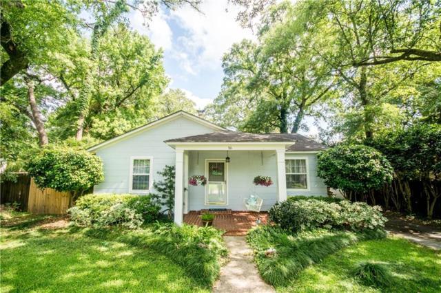 16 Hathaway Road S, Mobile, AL 36608 (MLS #626901) :: Berkshire Hathaway HomeServices - Cooper & Co. Inc., REALTORS®