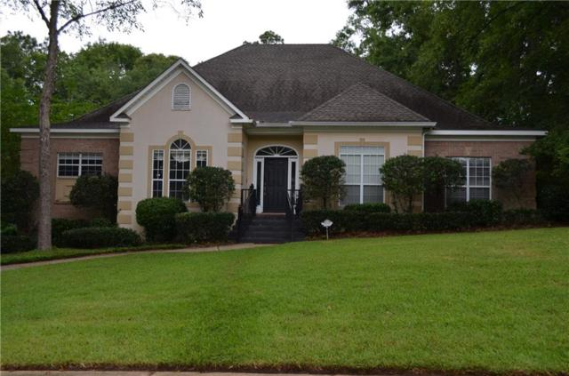 7530 Brockton Court, Mobile, AL 36695 (MLS #626904) :: Berkshire Hathaway HomeServices - Cooper & Co. Inc., REALTORS®