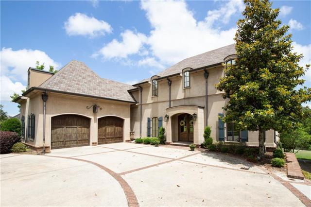 4149 Blue Heron Ridge, Mobile, AL 36693 (MLS #626952) :: Berkshire Hathaway HomeServices - Cooper & Co. Inc., REALTORS®