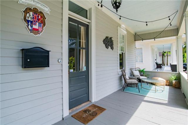 105 Parker Street, Mobile, AL 36604 (MLS #626994) :: Berkshire Hathaway HomeServices - Cooper & Co. Inc., REALTORS®