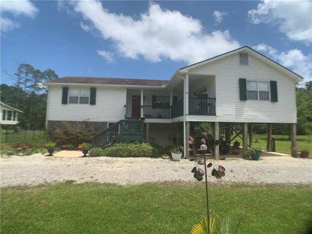 15373 Morris Drive, Coden, AL 36523 (MLS #627013) :: Berkshire Hathaway HomeServices - Cooper & Co. Inc., REALTORS®