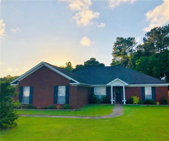 7020 Haley's Way, Mobile, AL 36582 (MLS #627029) :: Jason Will Real Estate