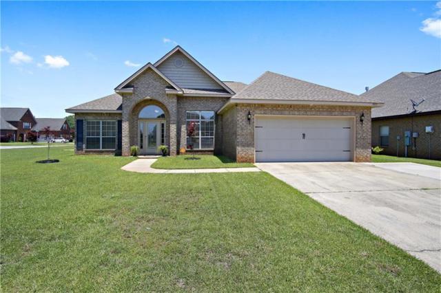 9872 Torrington Drive S, Semmes, AL 36575 (MLS #627031) :: Jason Will Real Estate