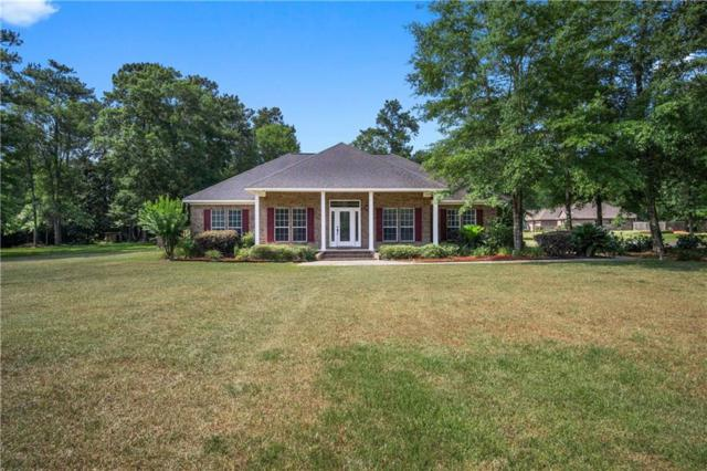 10040 Kali Oka Road, Eight Mile, AL 36613 (MLS #627216) :: Jason Will Real Estate
