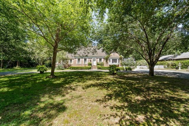 18302 Woodland Drive, Fairhope, AL 36532 (MLS #628273) :: Berkshire Hathaway HomeServices - Cooper & Co. Inc., REALTORS®