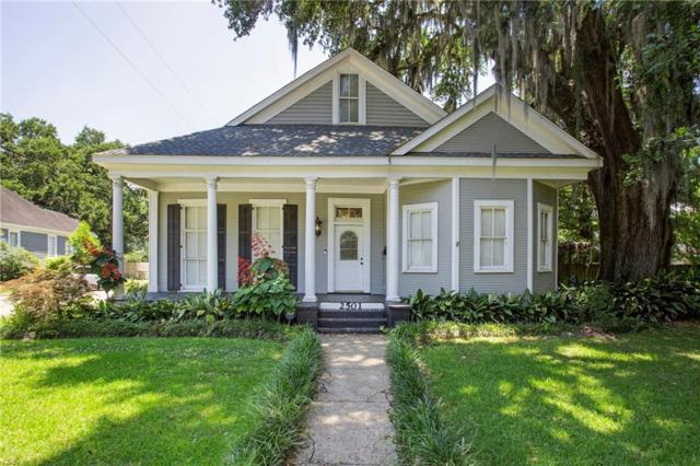 2501 Springhill Avenue, Mobile, AL 36607 (MLS #628385) :: Jason Will Real Estate