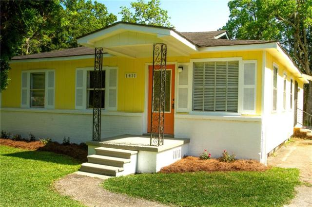 1411 Daytona Drive, Mobile, AL 36605 (MLS #628441) :: Berkshire Hathaway HomeServices - Cooper & Co. Inc., REALTORS®