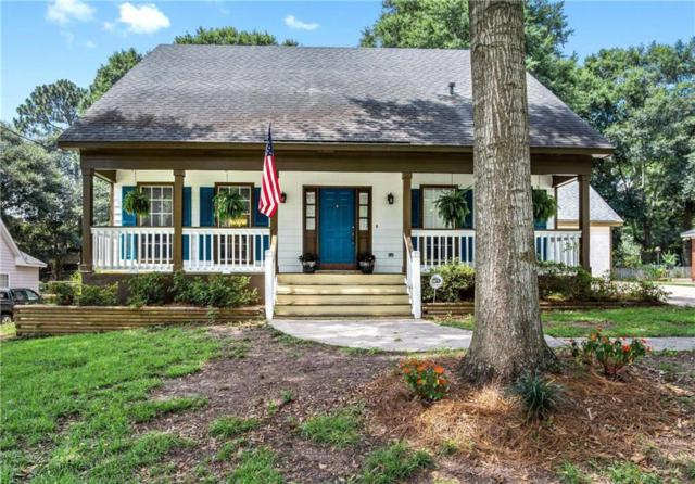 8690 D'iberville Drive W, Mobile, AL 36695 (MLS #628767) :: Jason Will Real Estate