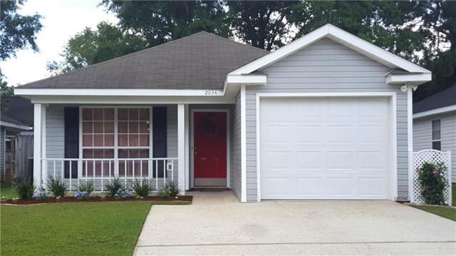 2034 Post Oak Court, Mobile, AL 36695 (MLS #628808) :: Berkshire Hathaway HomeServices - Cooper & Co. Inc., REALTORS®