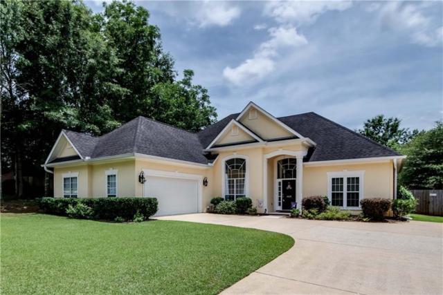 8829 Aiken Way, Mobile, AL 36695 (MLS #628851) :: Berkshire Hathaway HomeServices - Cooper & Co. Inc., REALTORS®