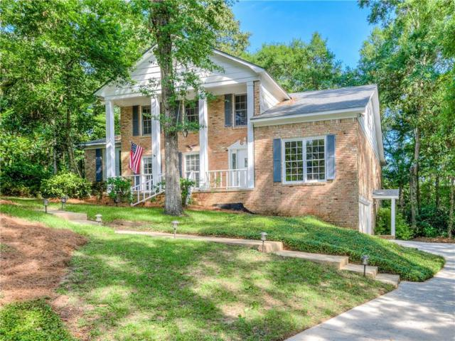300 Fern Hill Court, Mobile, AL 36608 (MLS #628856) :: Berkshire Hathaway HomeServices - Cooper & Co. Inc., REALTORS®
