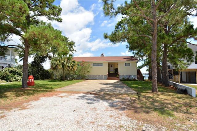 521 Forney Johnston Drive, Dauphin Island, AL 36528 (MLS #628866) :: Jason Will Real Estate