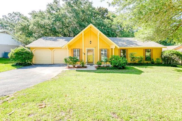 1617 Green Brook Court, Mobile, AL 36609 (MLS #628899) :: Berkshire Hathaway HomeServices - Cooper & Co. Inc., REALTORS®