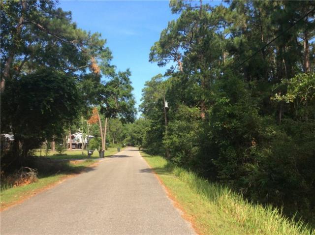 607 Fort Charlotte Avenue, Dauphin Island, AL 36528 (MLS #629141) :: Berkshire Hathaway HomeServices - Cooper & Co. Inc., REALTORS®