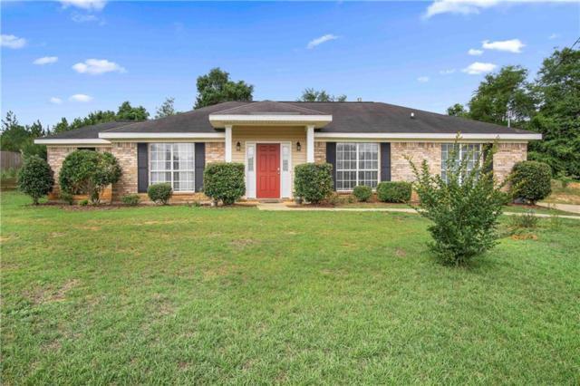 1531 Homestead Drive W, Semmes, AL 36575 (MLS #629189) :: Berkshire Hathaway HomeServices - Cooper & Co. Inc., REALTORS®
