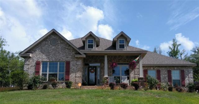 7511 Clairmont Drive N, Semmes, AL 36575 (MLS #629382) :: Jason Will Real Estate