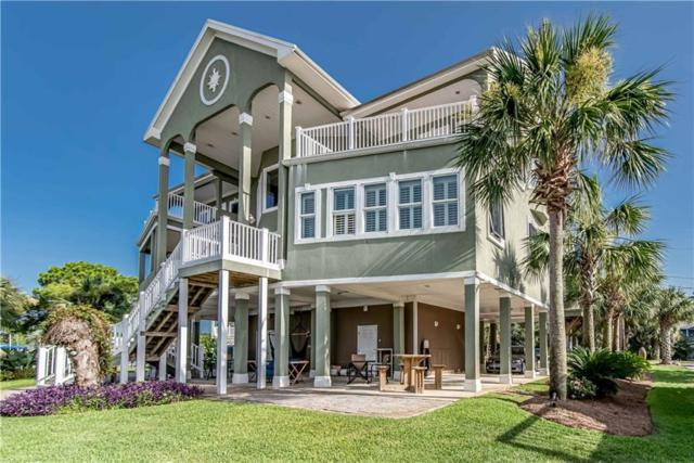 421 Audubon Drive, Dauphin Island, AL 36528 (MLS #629410) :: JWRE Powered by JPAR Coast & County