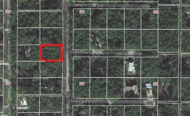 139 La Salle Street, Dauphin Island, AL 36528 (MLS #629516) :: Berkshire Hathaway HomeServices - Cooper & Co. Inc., REALTORS®