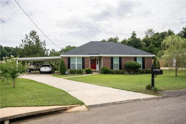 1538 Homestead Drive W, Semmes, AL 36575 (MLS #629558) :: Berkshire Hathaway HomeServices - Cooper & Co. Inc., REALTORS®