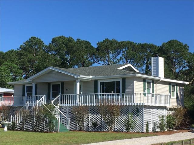 408 Audubon Drive, Dauphin Island, AL 36528 (MLS #629598) :: Berkshire Hathaway HomeServices - Cooper & Co. Inc., REALTORS®