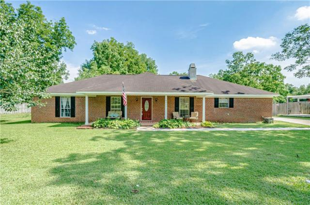 8941 Green Valley Drive, Theodore, AL 36582 (MLS #629616) :: Berkshire Hathaway HomeServices - Cooper & Co. Inc., REALTORS®