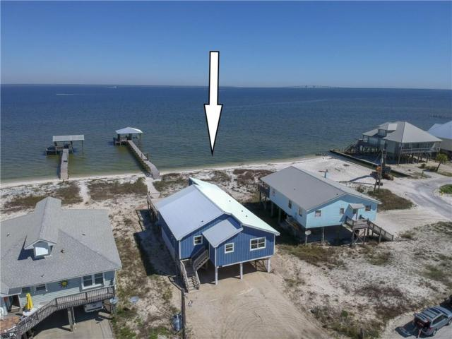 2302 Island Shores Drive, Dauphin Island, AL 36528 (MLS #629645) :: Jason Will Real Estate
