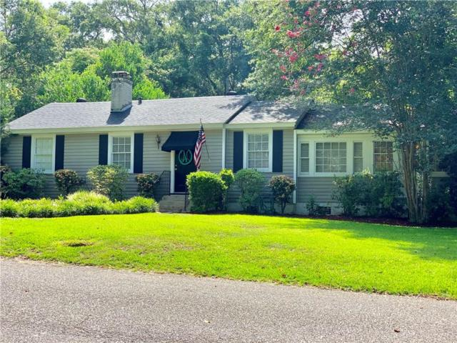 5167 Norton Lane, Mobile, AL 36608 (MLS #629682) :: Berkshire Hathaway HomeServices - Cooper & Co. Inc., REALTORS®
