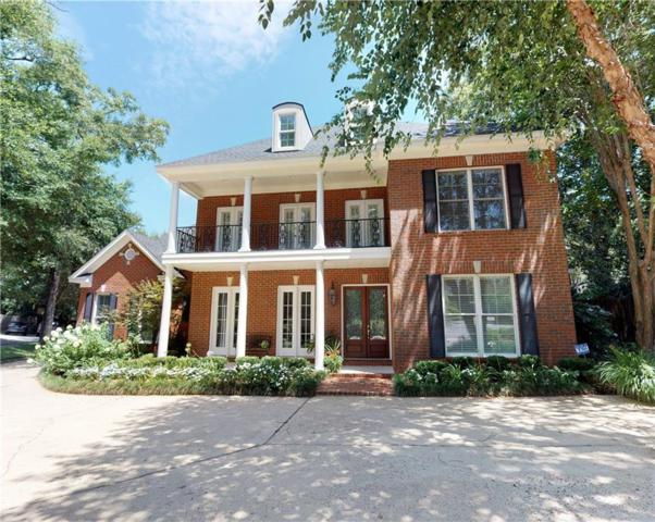 4704 Winchester Court, Mobile, AL 36608 (MLS #629693) :: Berkshire Hathaway HomeServices - Cooper & Co. Inc., REALTORS®