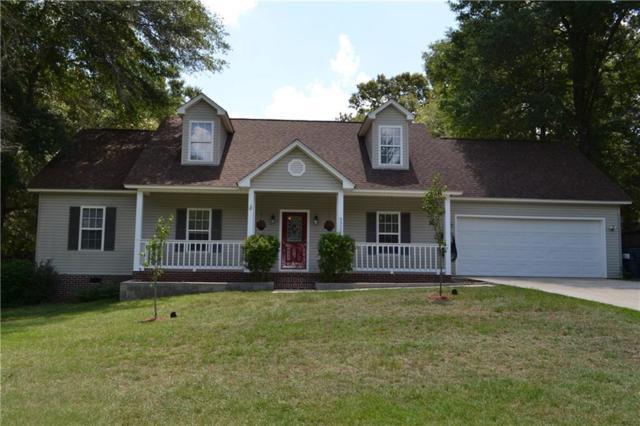 3320 Shenandoah, Semmes, AL 36575 (MLS #629800) :: Berkshire Hathaway HomeServices - Cooper & Co. Inc., REALTORS®