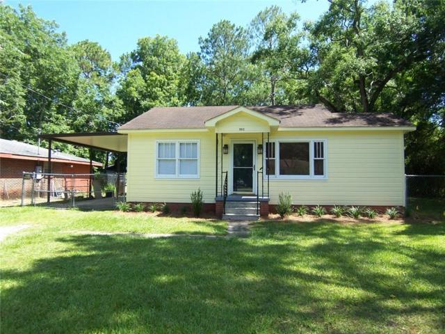 1911 Rosedale Road, Mobile, AL 36605 (MLS #629871) :: Berkshire Hathaway HomeServices - Cooper & Co. Inc., REALTORS®