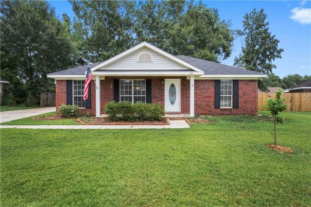 1762 Woodmont Drive, Semmes, AL 36575 (MLS #629917) :: Berkshire Hathaway HomeServices - Cooper & Co. Inc., REALTORS®